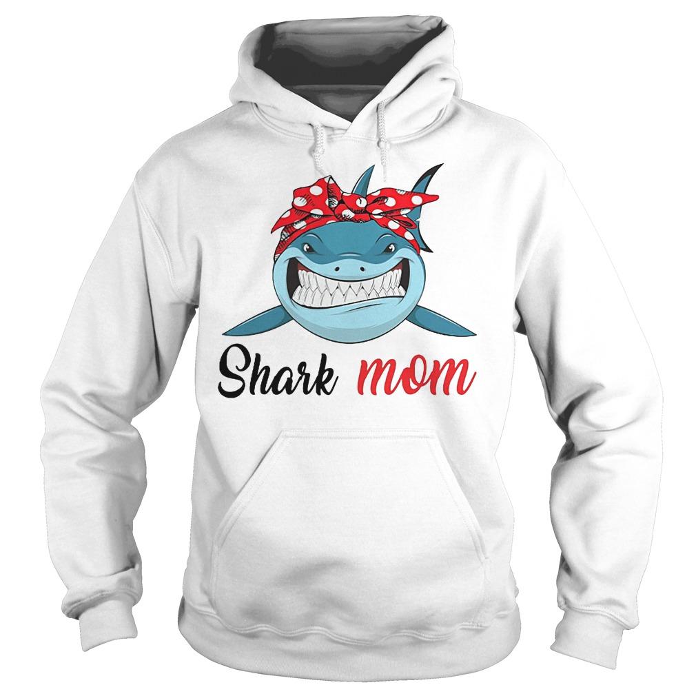 Shark Mom Hoodie