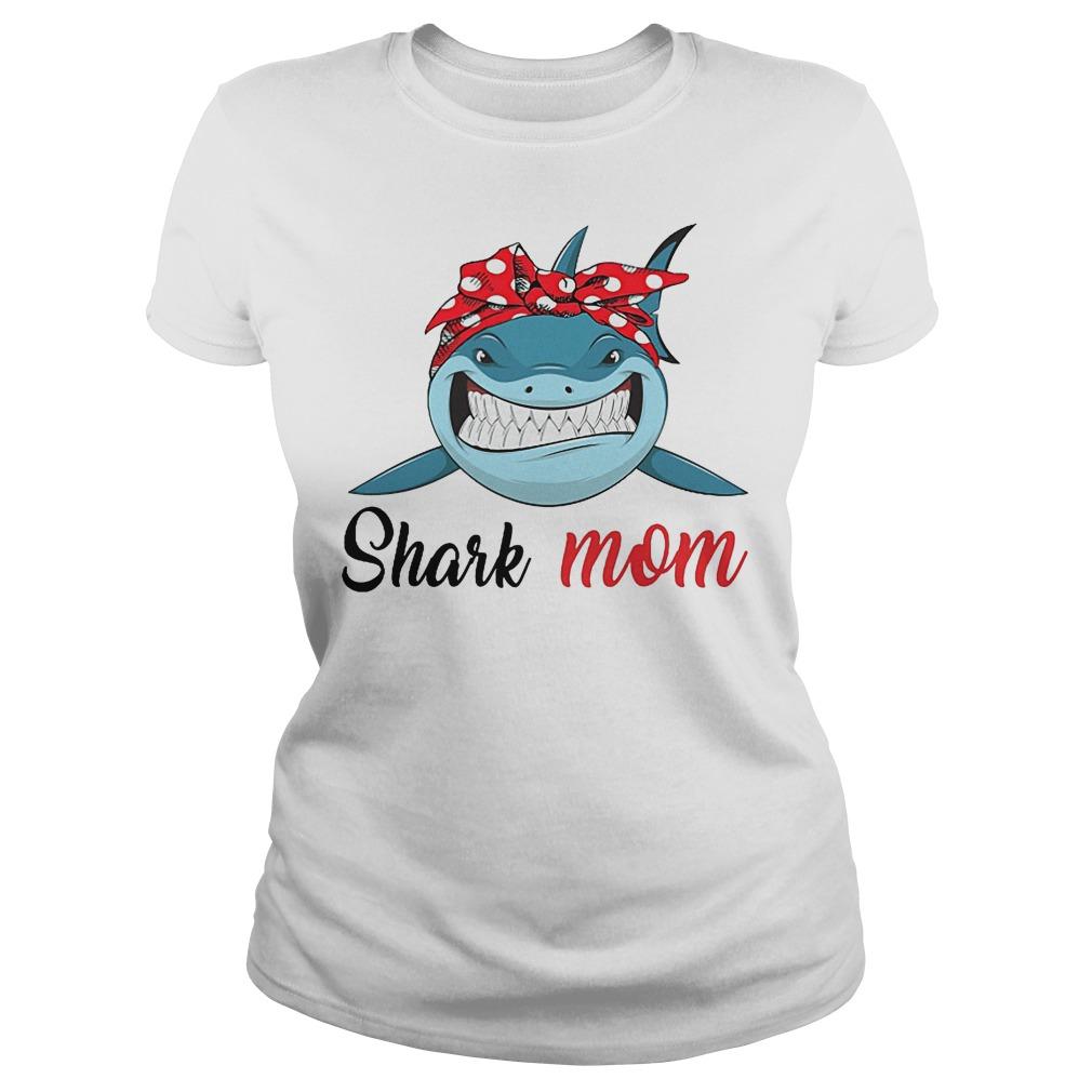 Shark Mom Ladies