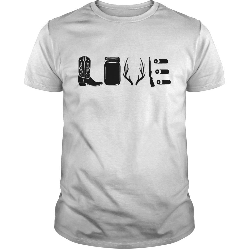 The Human Love Hunting Shirt
