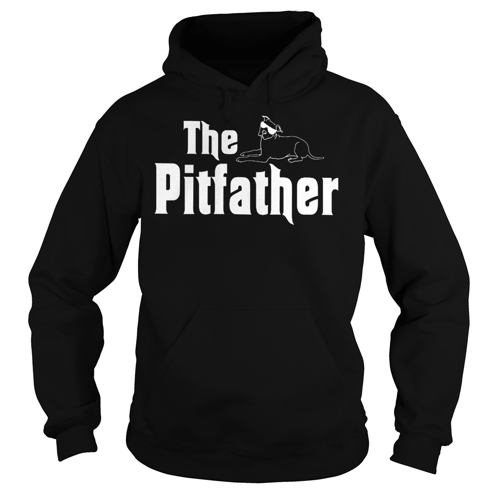 The Pitbull Pitfather Hoodie