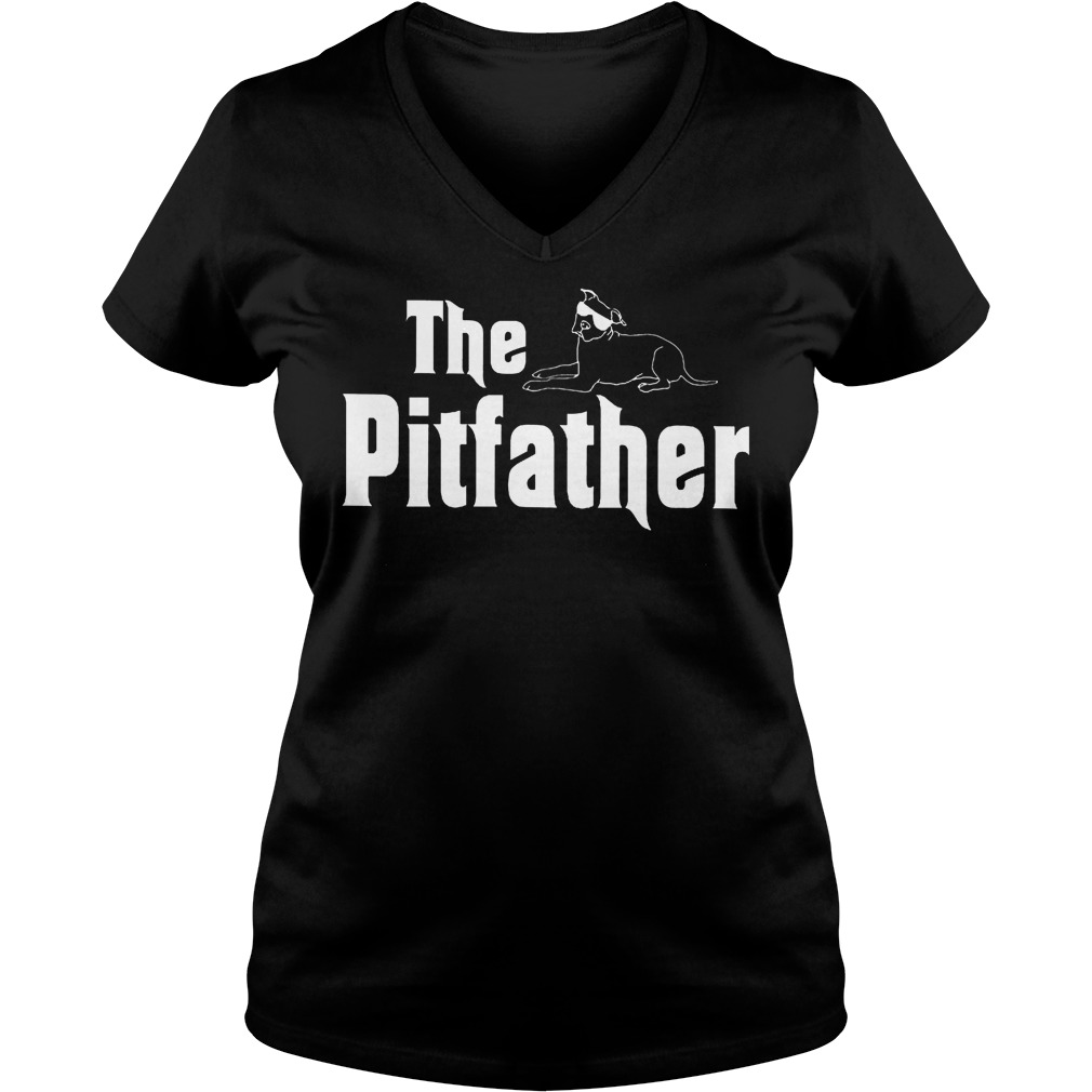 The Pitbull Pitfather V Neck