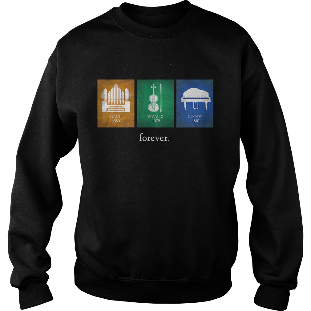 Classical Music Composers Instruments Sweater