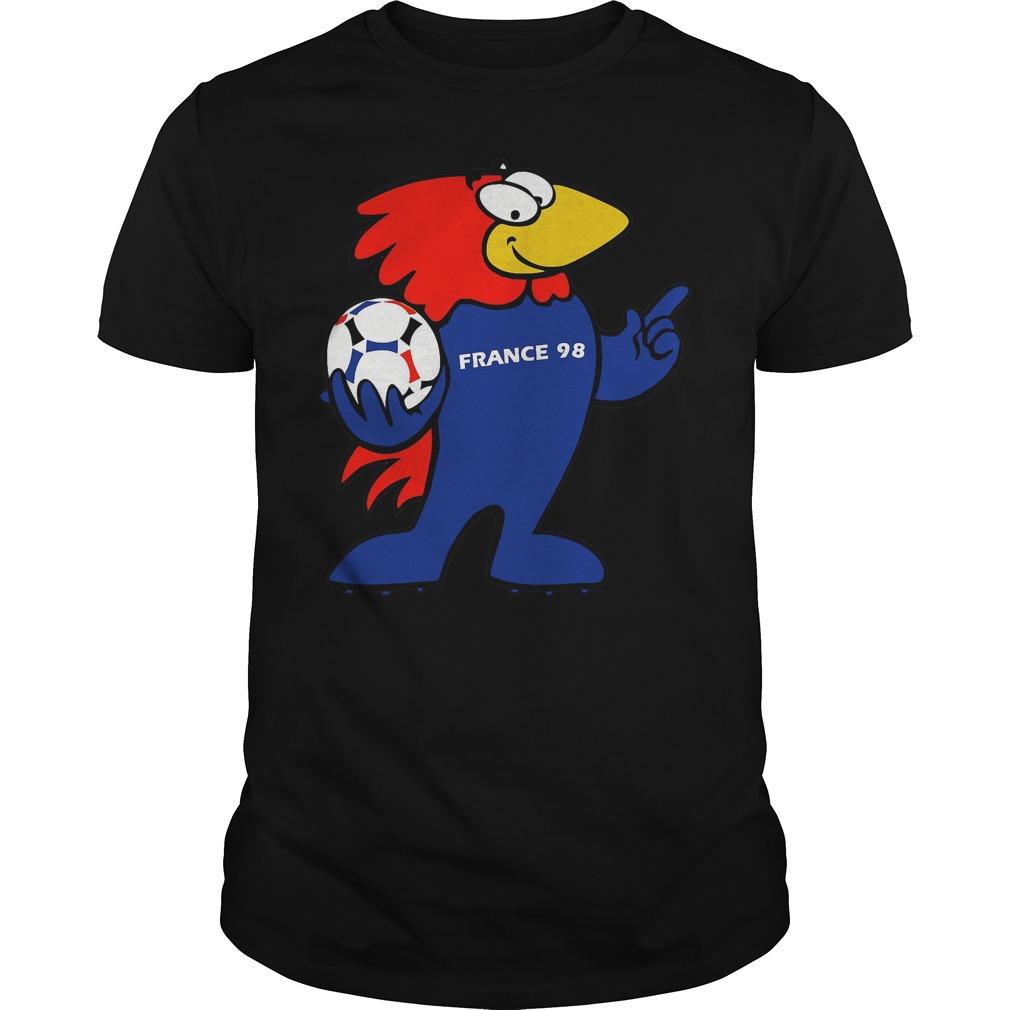 Football Astrix France 98 T Shirt