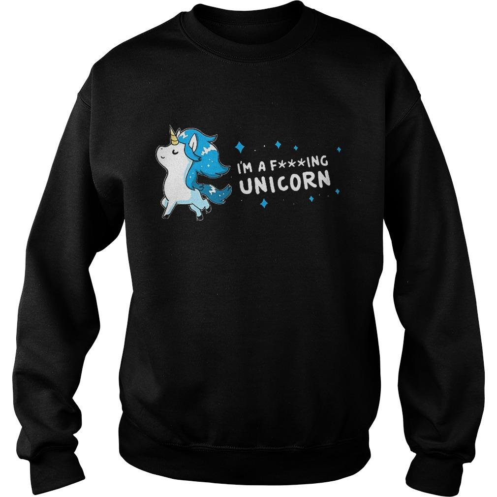 I'm A Fing Unicorn Sweater