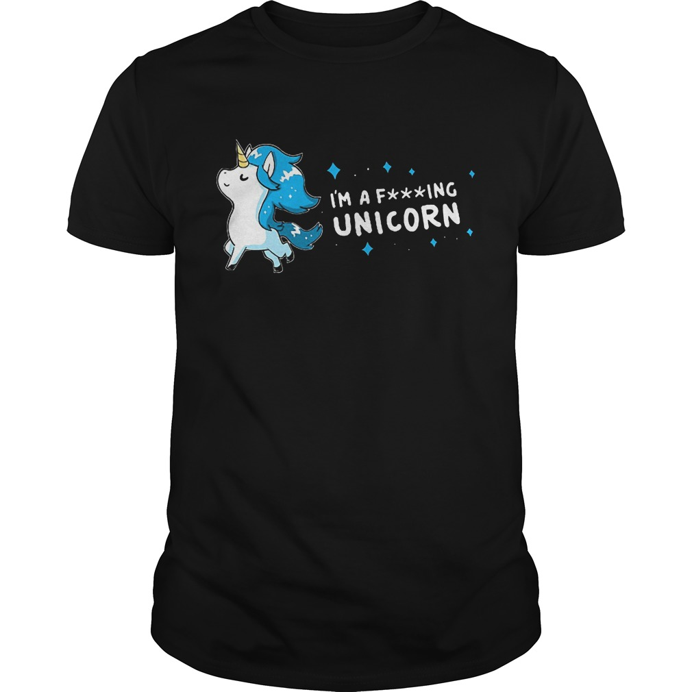 I'm A Fing Unicorn T Shirt