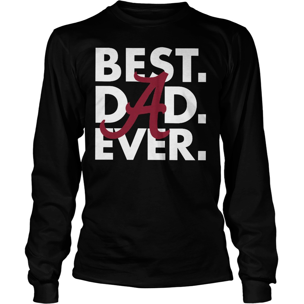 Official Best Dad Ever Longsleeve