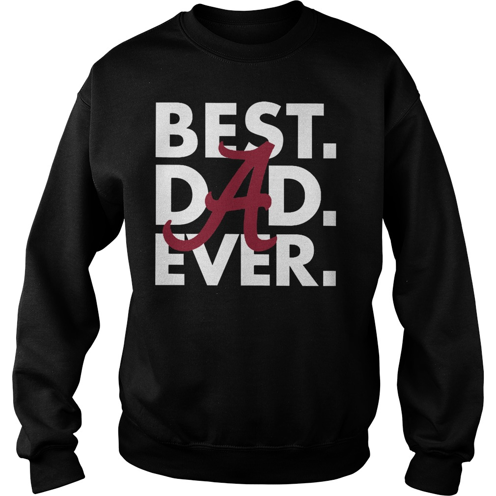 Official Best Dad Ever Sweater