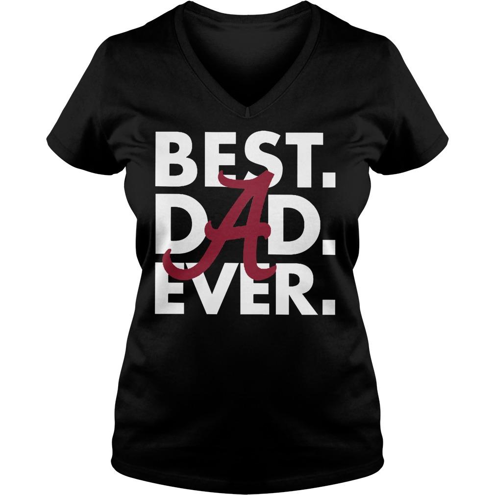 Official Best Dad Ever V Neck