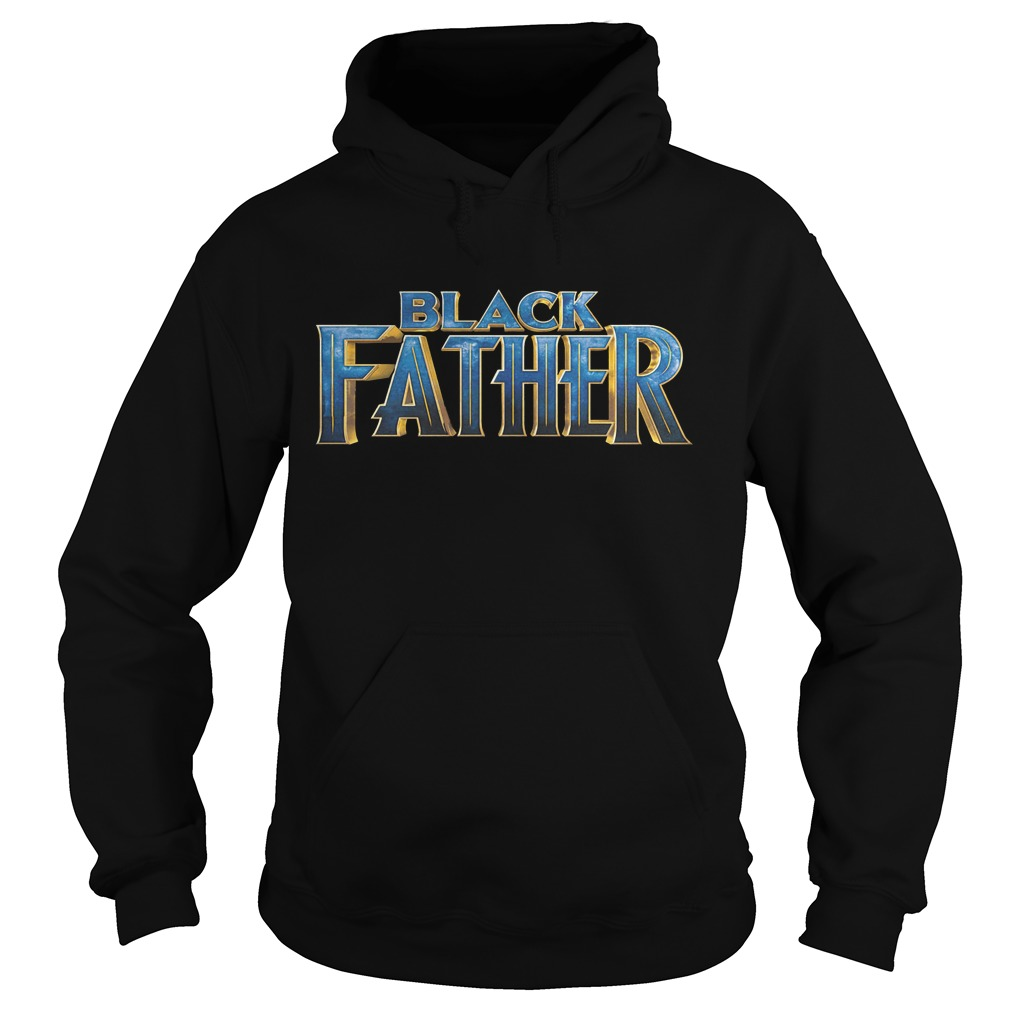 Official Black Father Hoodie