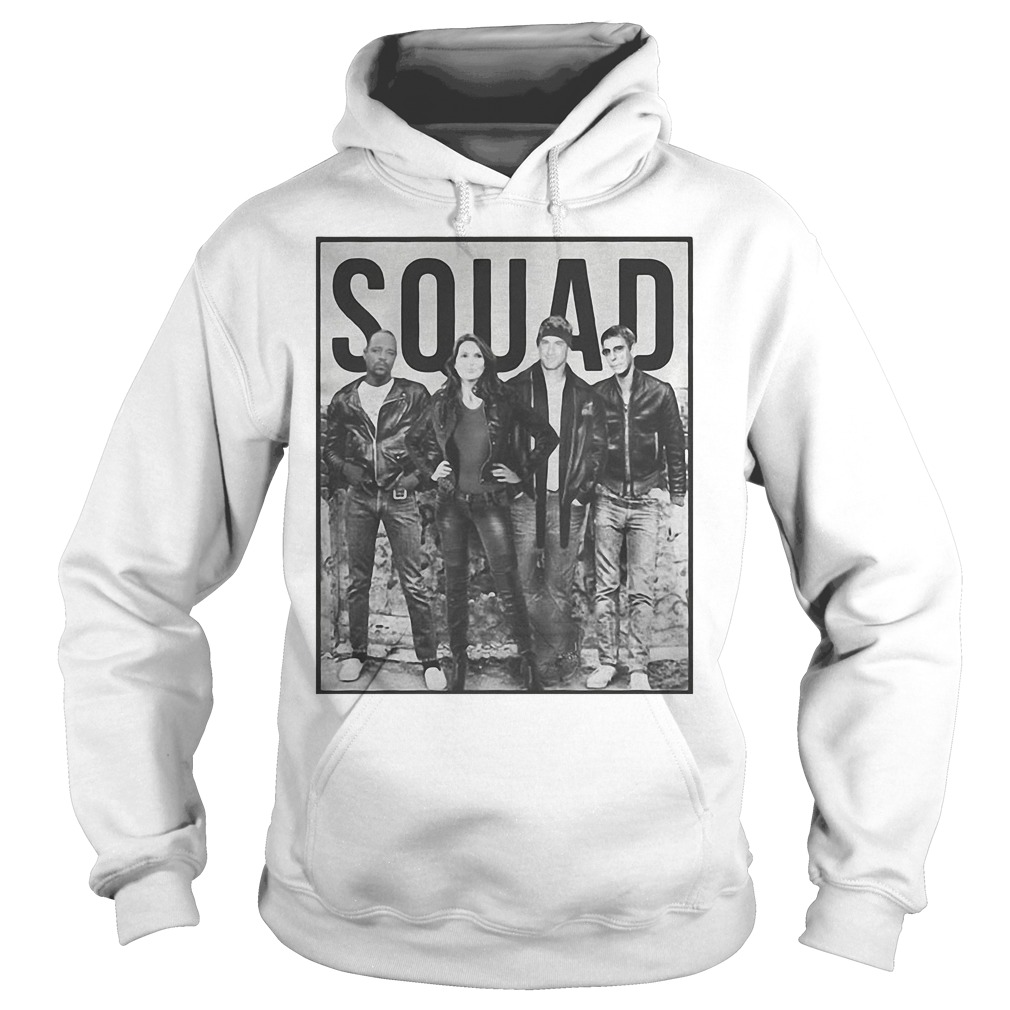 Order Svu And Law Squad Hoodie
