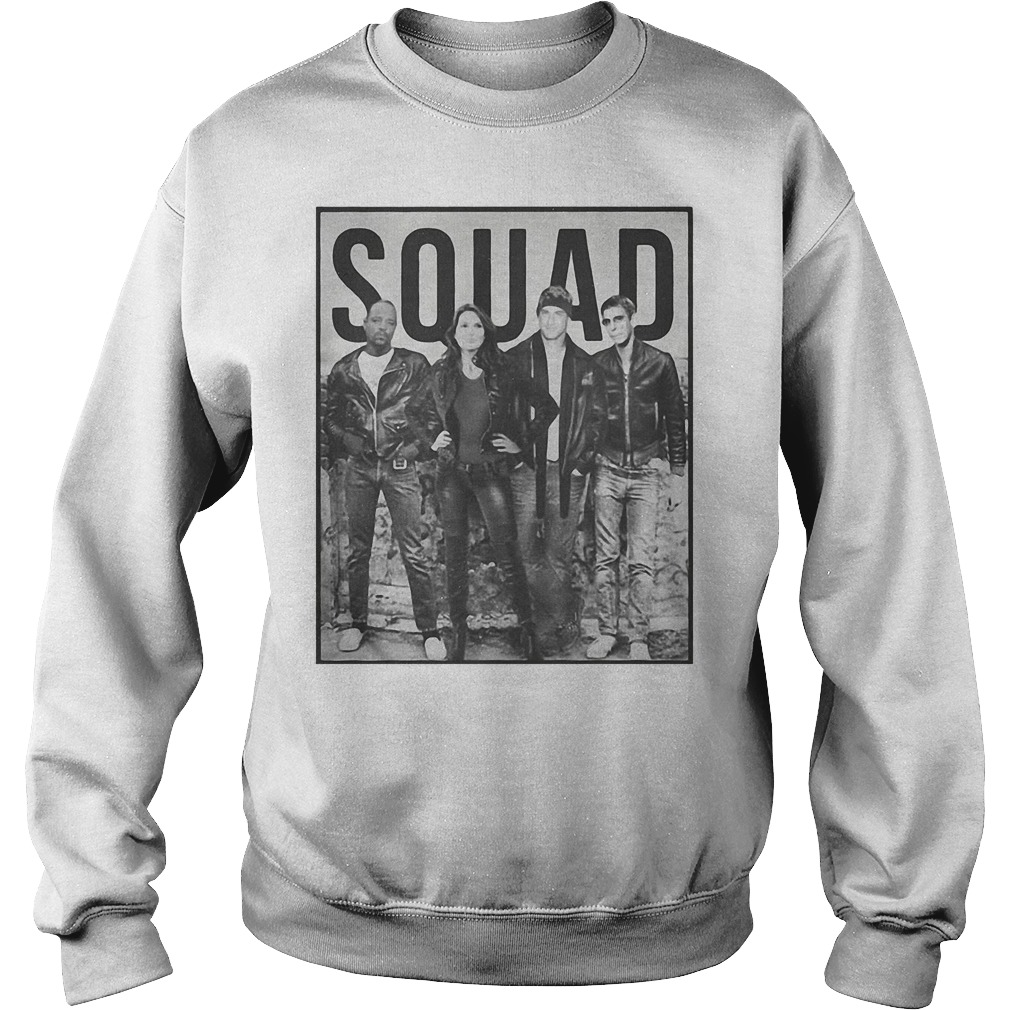 Order Svu And Law Squad Sweater