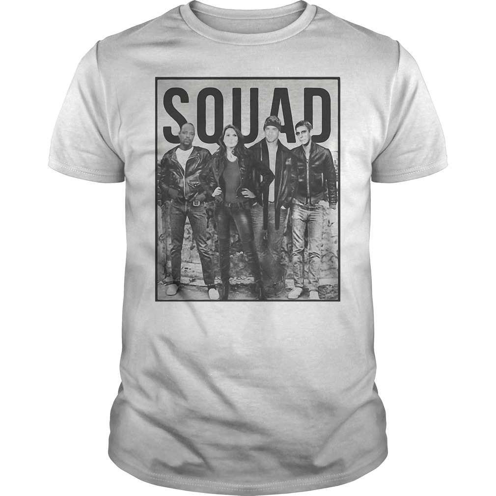 Order Svu And Law Squad T Shirt