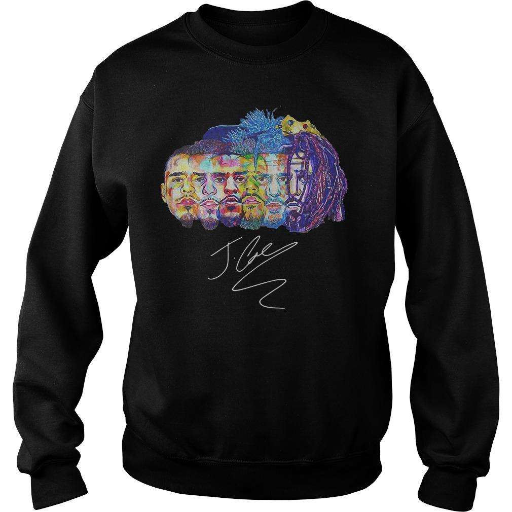 Best Price Evolution of J Cole T-Shirt Sweatshirt Unisex