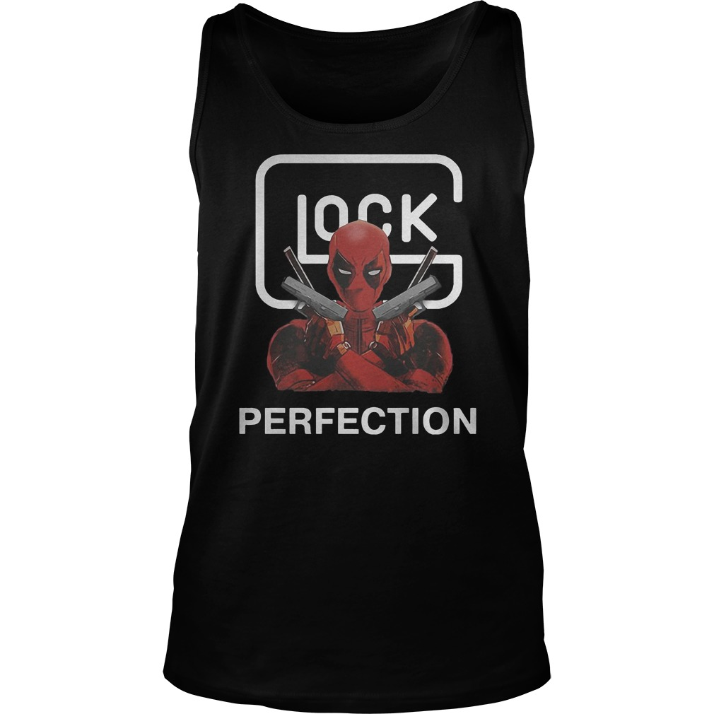 Best Price Glock Deadpool Perfection T-Shirt Tank Top Unisex