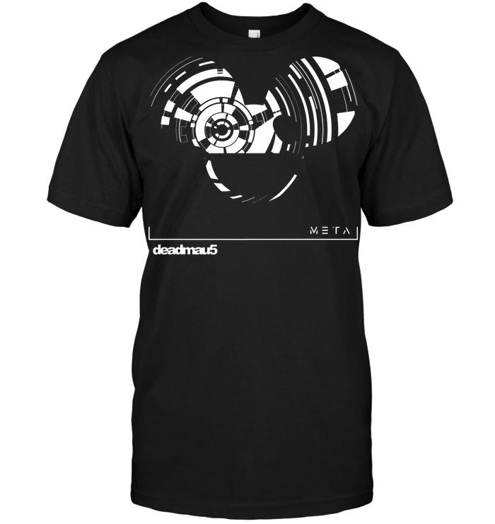 Deadmau5 And Meta Threads T Shirt