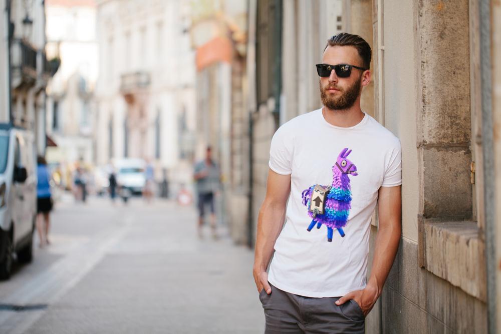 Fortnite Llama T Shirt