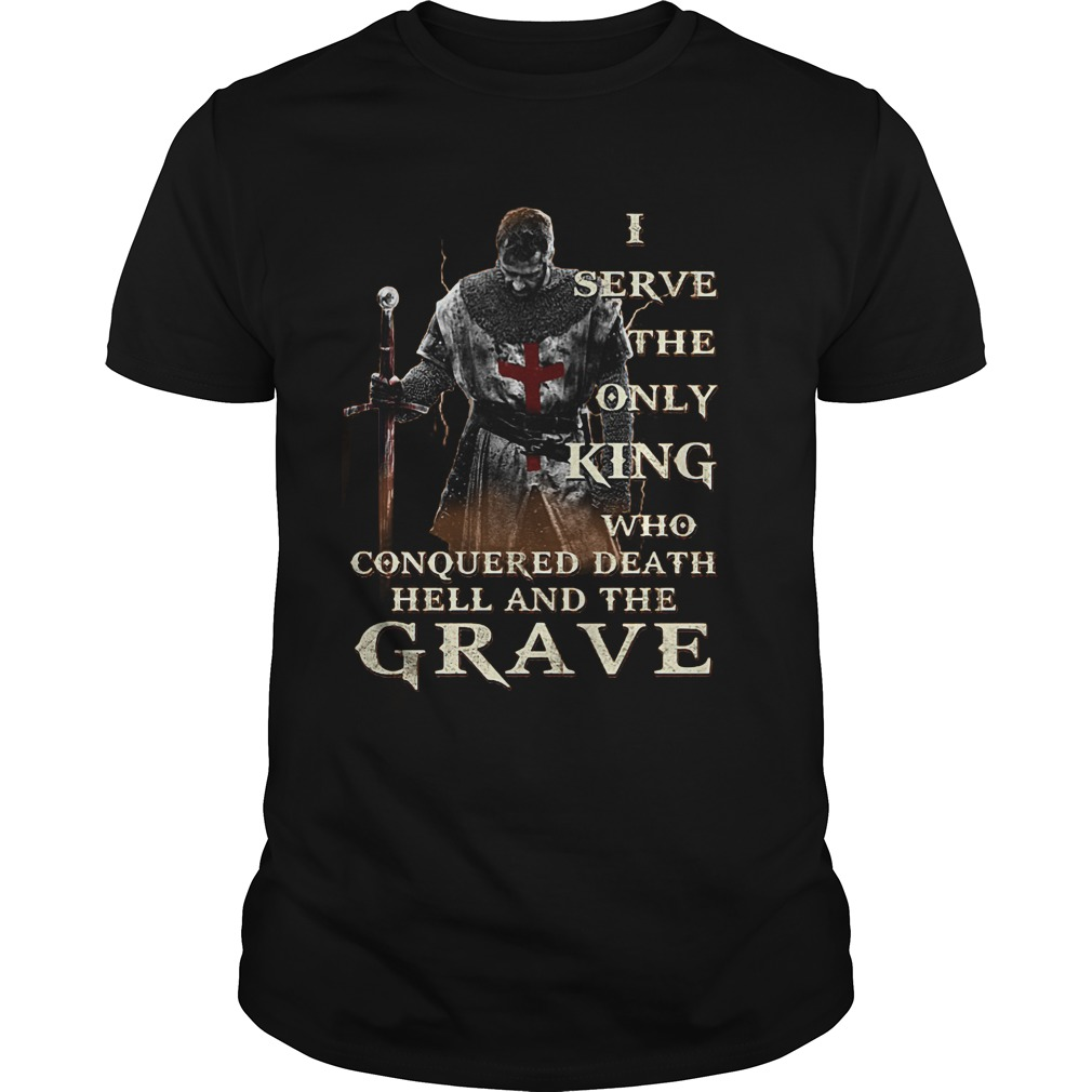 GraveKnight TemplarOver 1000 Solds T-Shirt Guys Tee