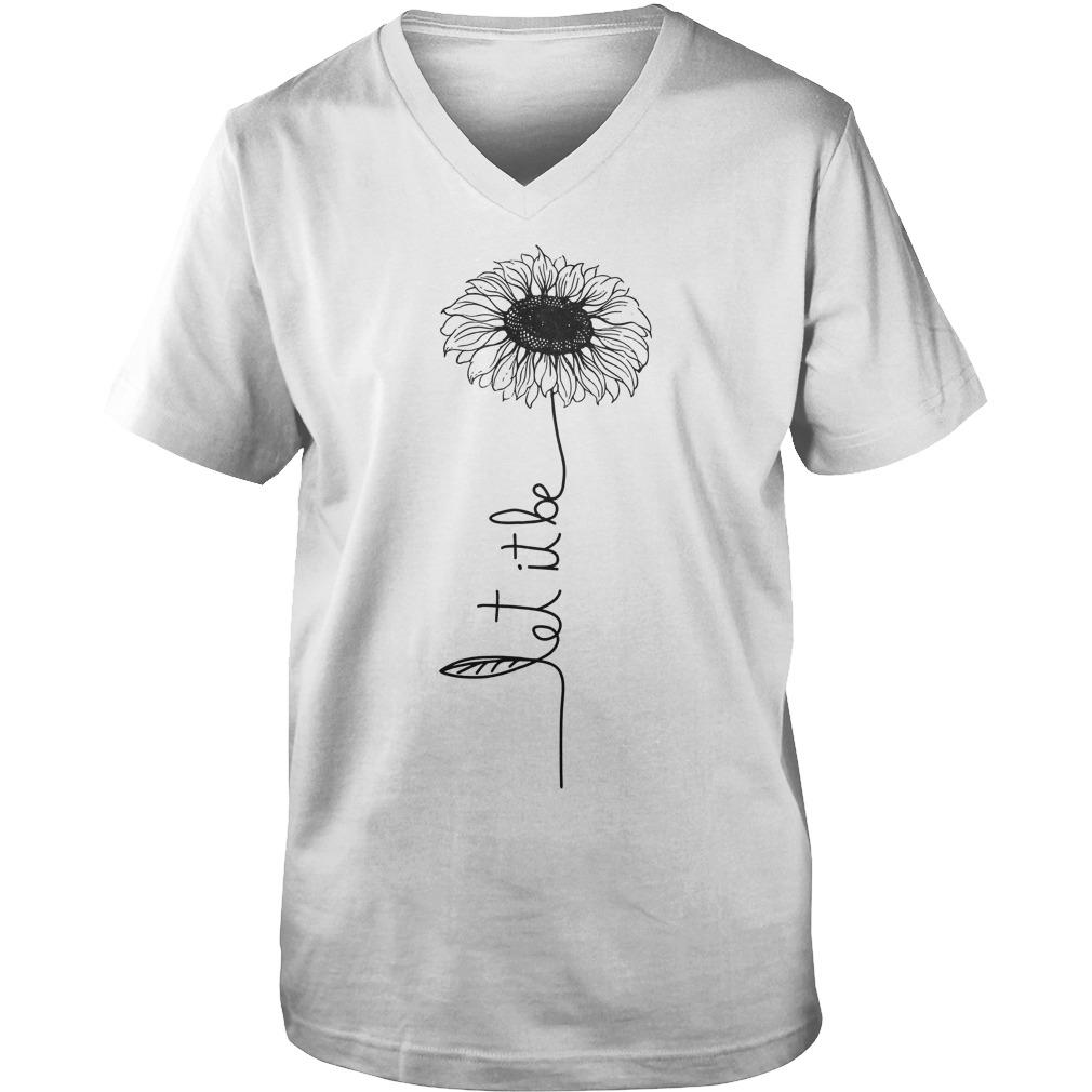 Hippie Gypsy Soul Lover T-Shirt Guys V-Neck