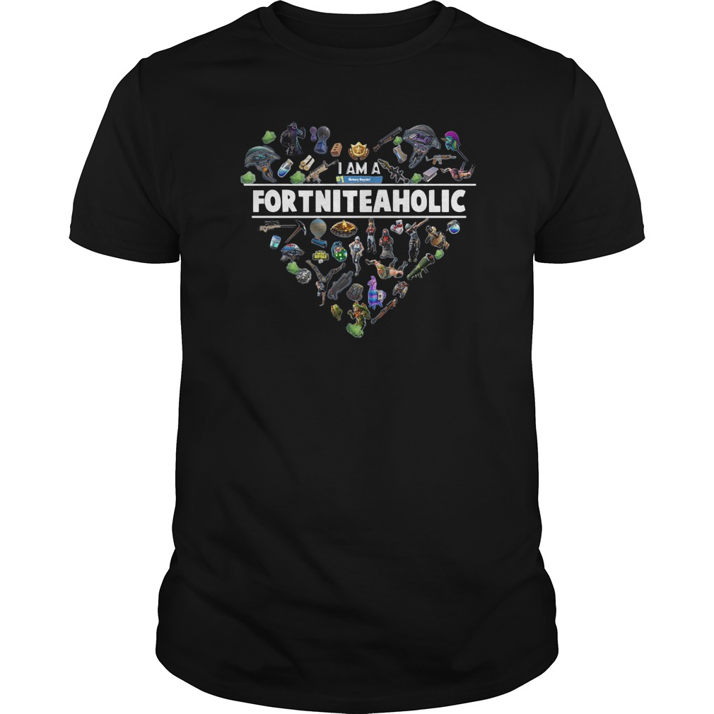 I Am A Number 1 Fortniteaholict Shirt Guys Tee.jpg