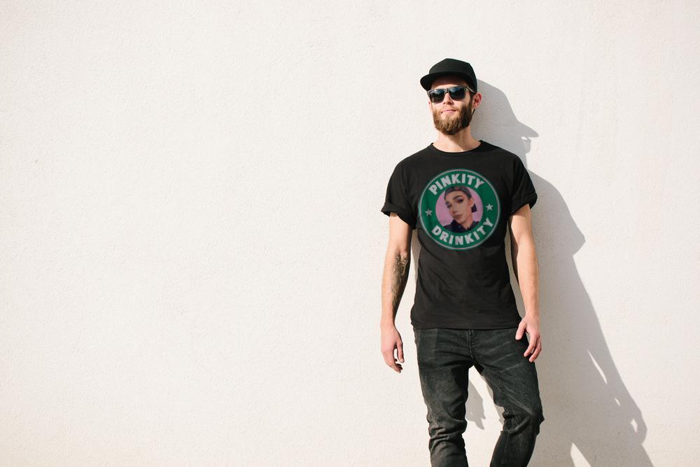 James Charles Pin Kity Drin Kity T Shirt