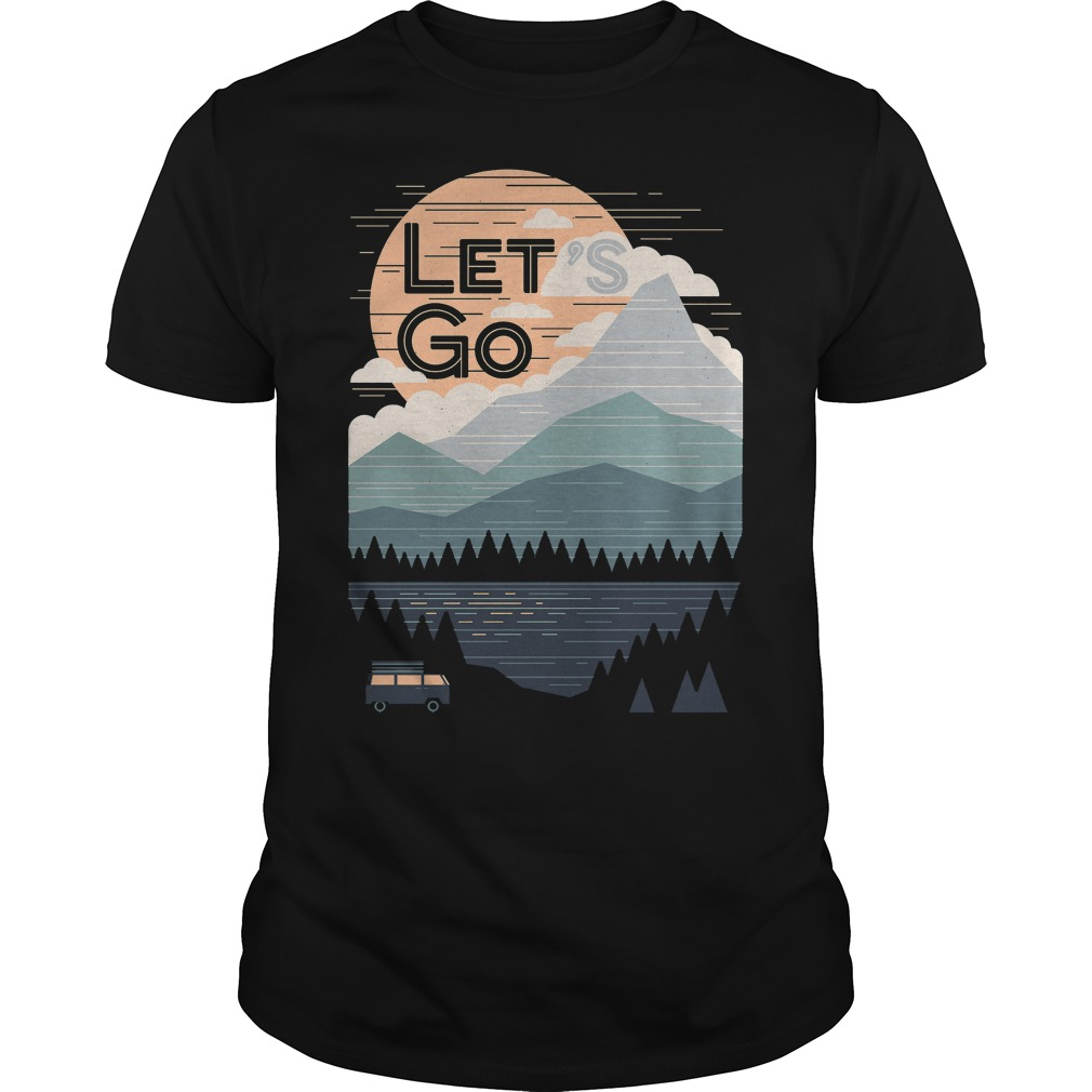 Let S Go With Mountain T Shirt Guys Tee.jpg