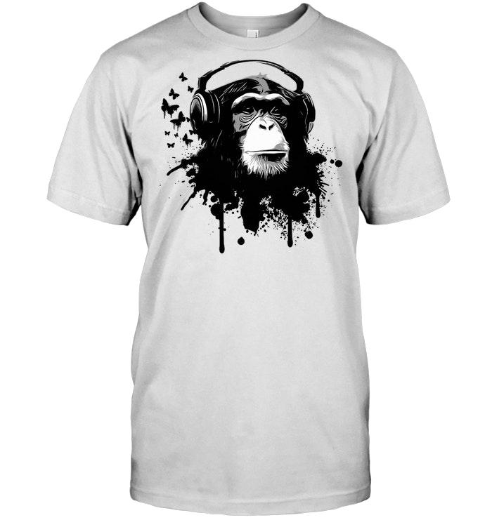 Monkey Business T Shirt