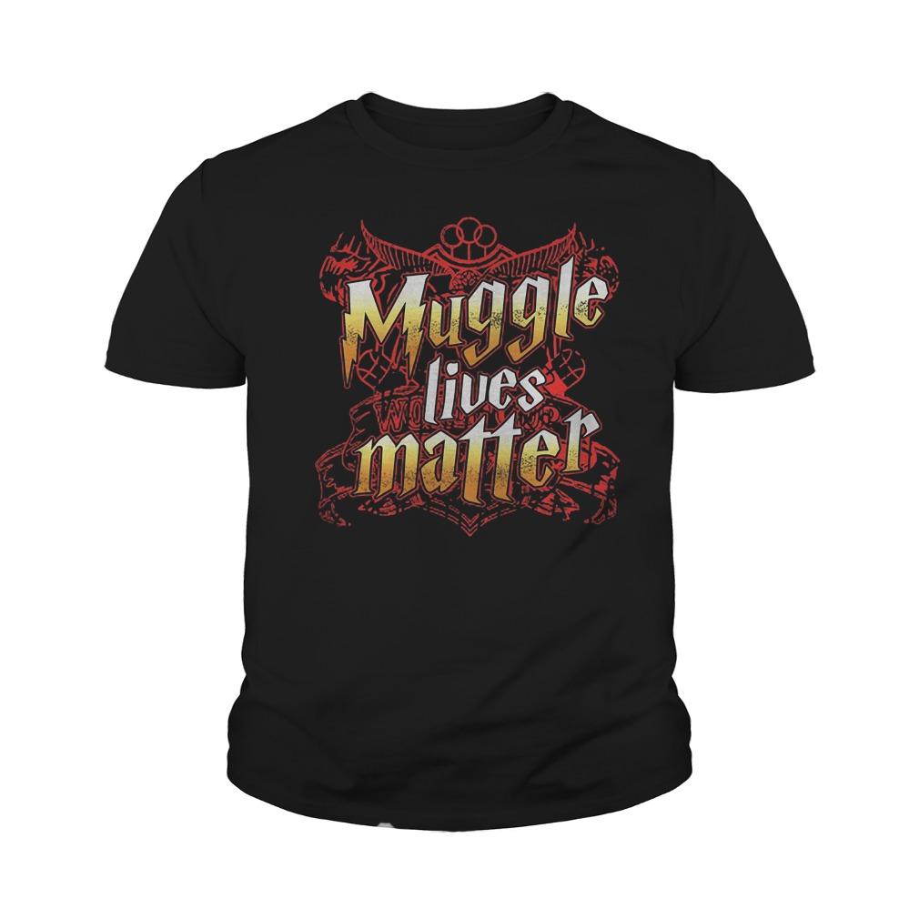 Muggle Lives Matter T-Shirt Youth Tee