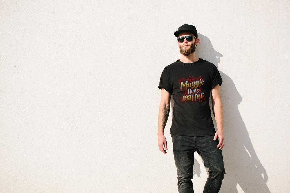 Muggle Lives Matter T Shirt