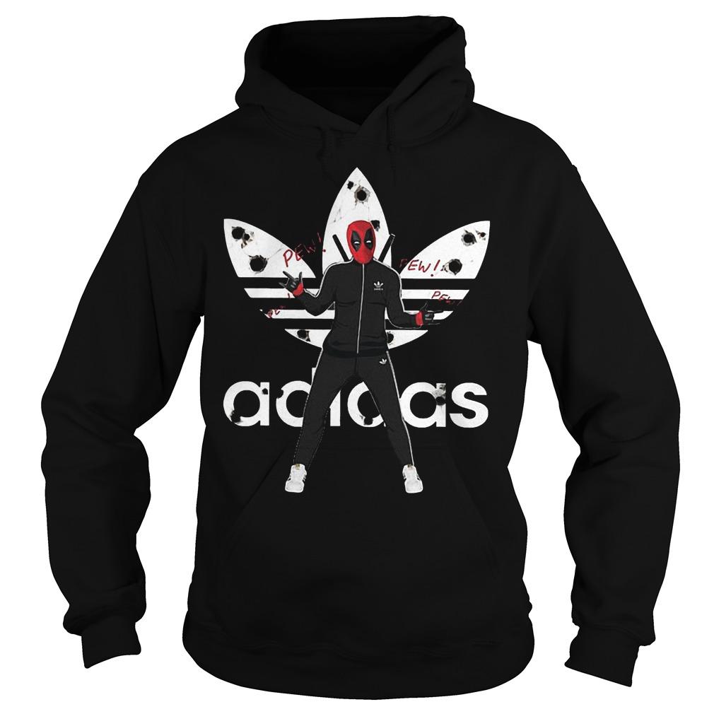 Adidas Deadpool Shirt Hoodie