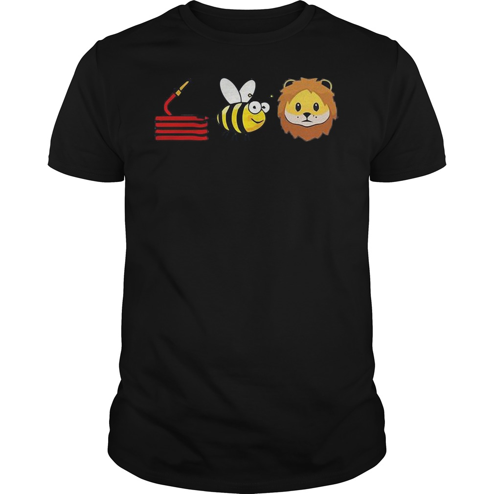 Hose Bee Lion shirt