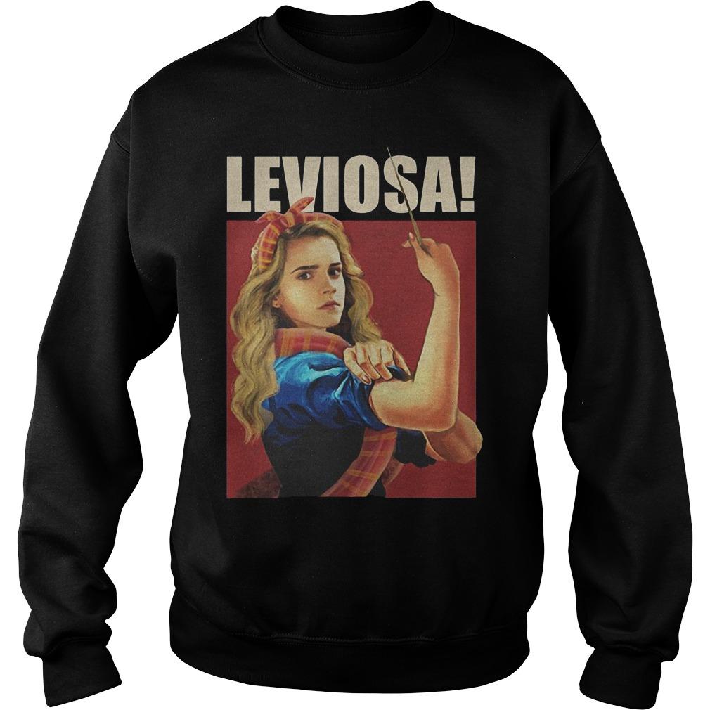 Official Hermione Granger – Leviosa T-Shirt Sweatshirt Unisex