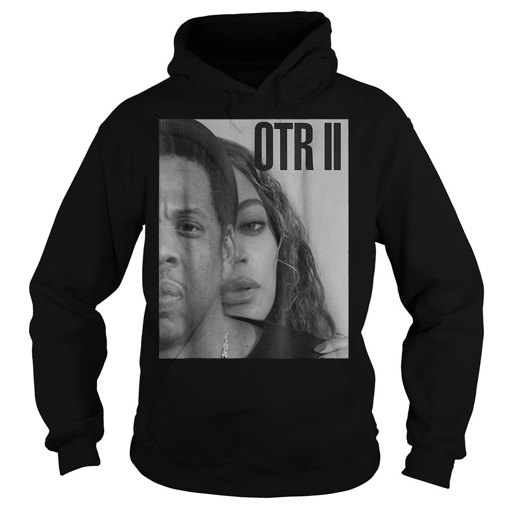 On-the-Run-OTR-II Tour-Bey-Beychella shirt Hoodie