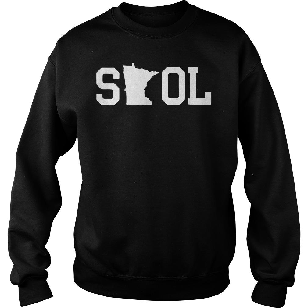 Skol Tailgating Minnesota shirt Sweatshirt Unisex