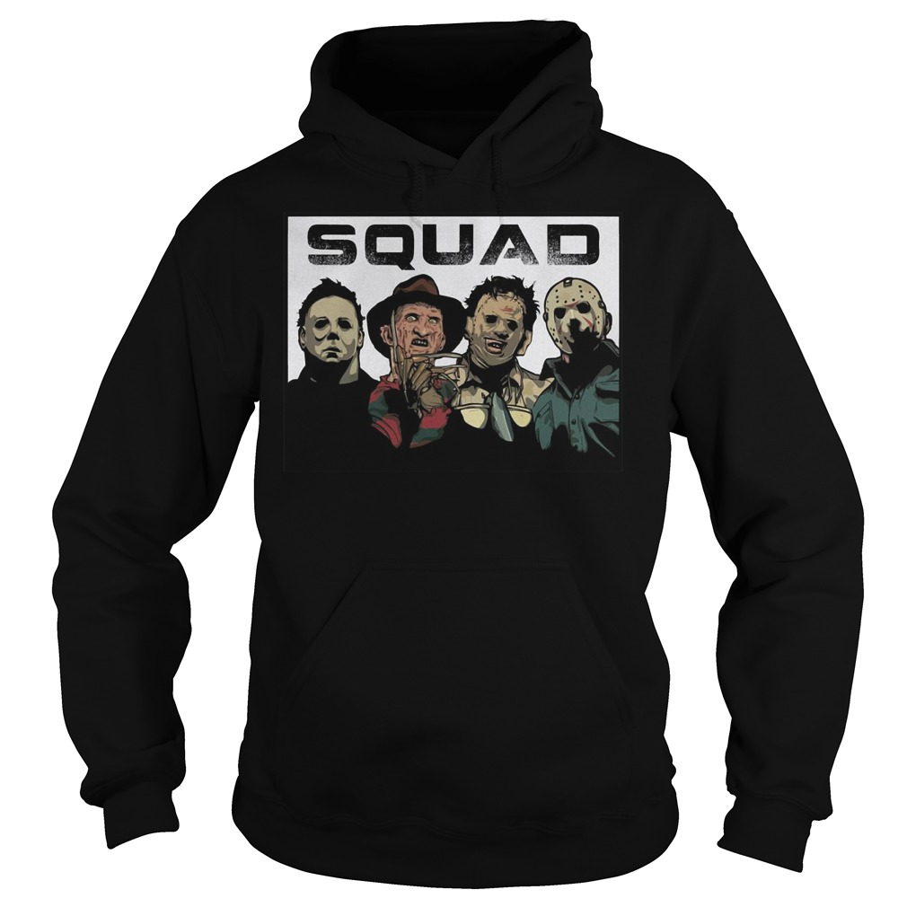 The Nightmare Squad shirt Hoodie