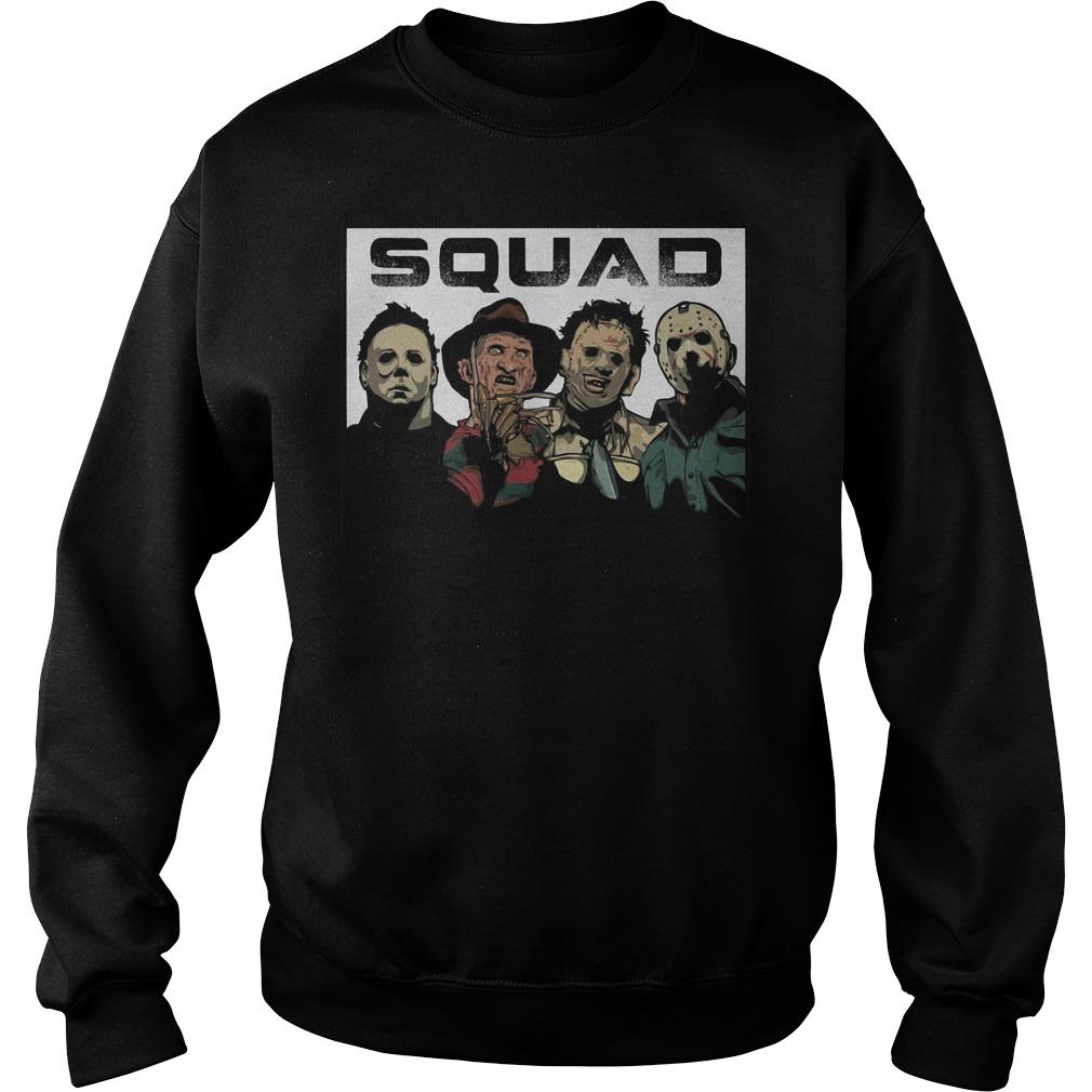 The Nightmare Squad shirt Sweatshirt Unisex