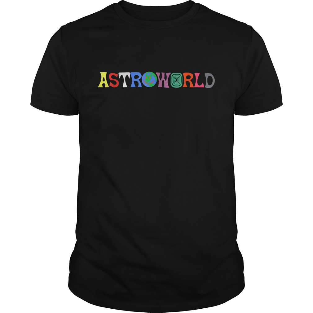 Travis Scott Astroworld Shirt