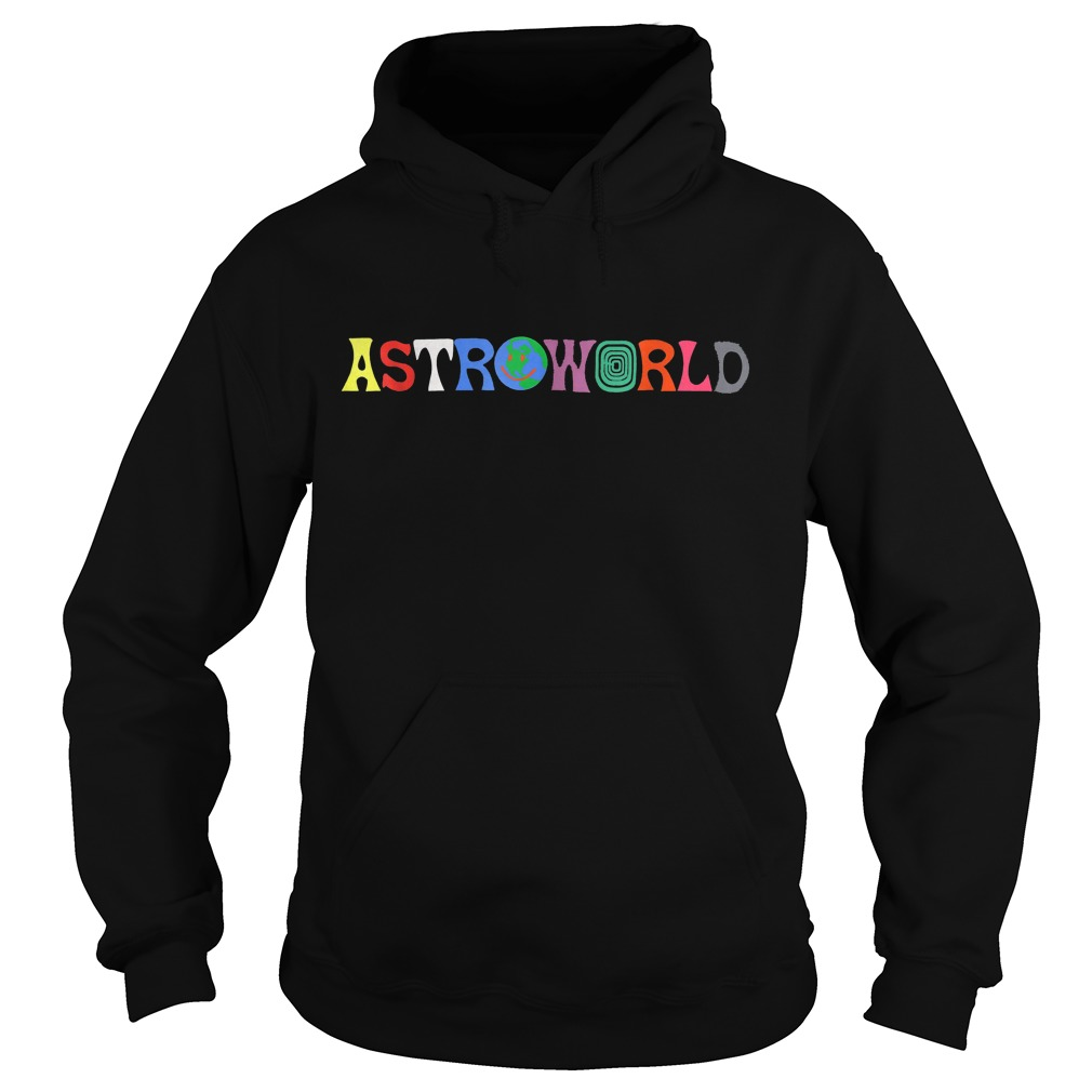 Travis Scott Astroworld Shirt Hoodie