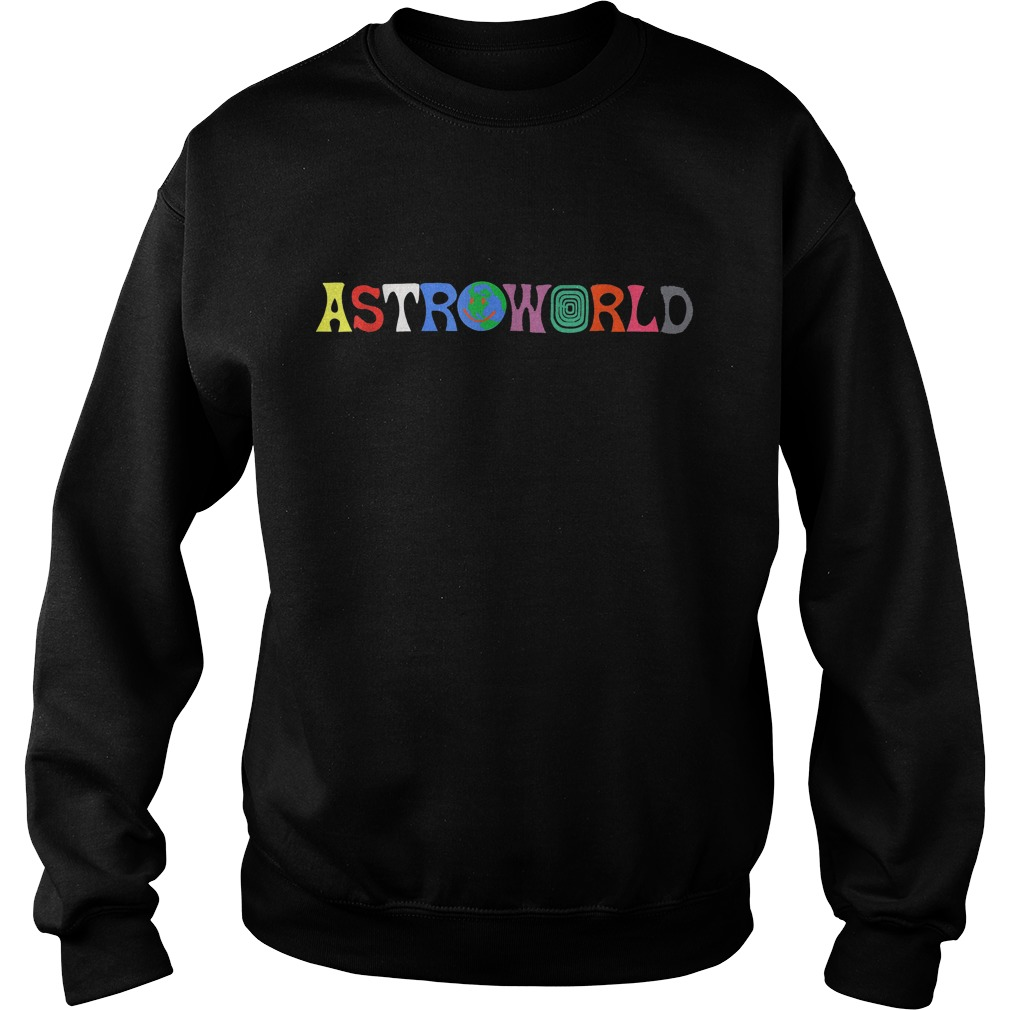 Travis Scott Astroworld Shirt Sweatshirt Unisex