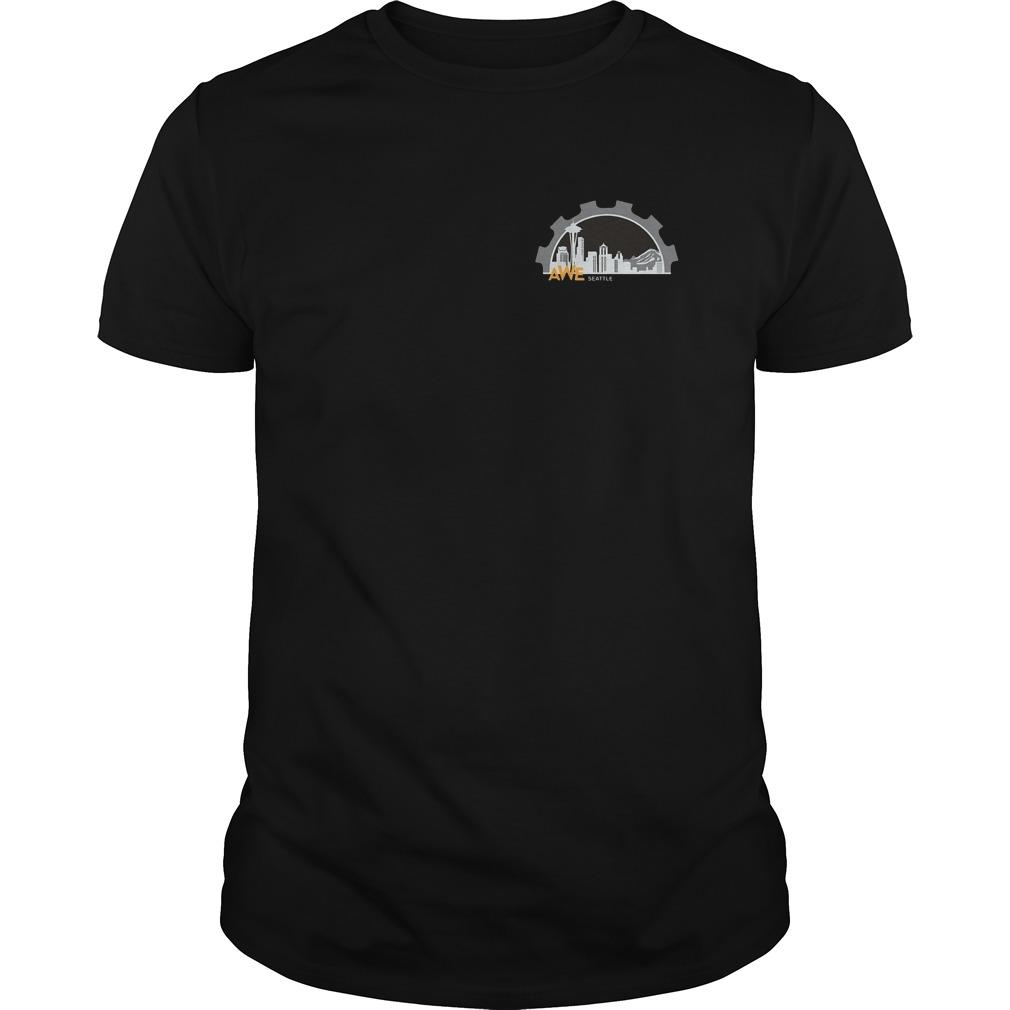 Women In Engineering Seattle Shirt
