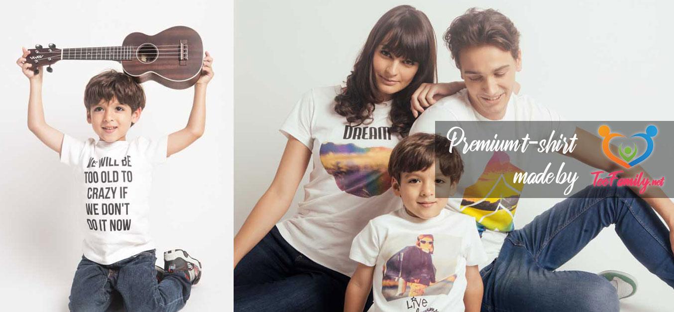 Banner Premium Shirt Family
