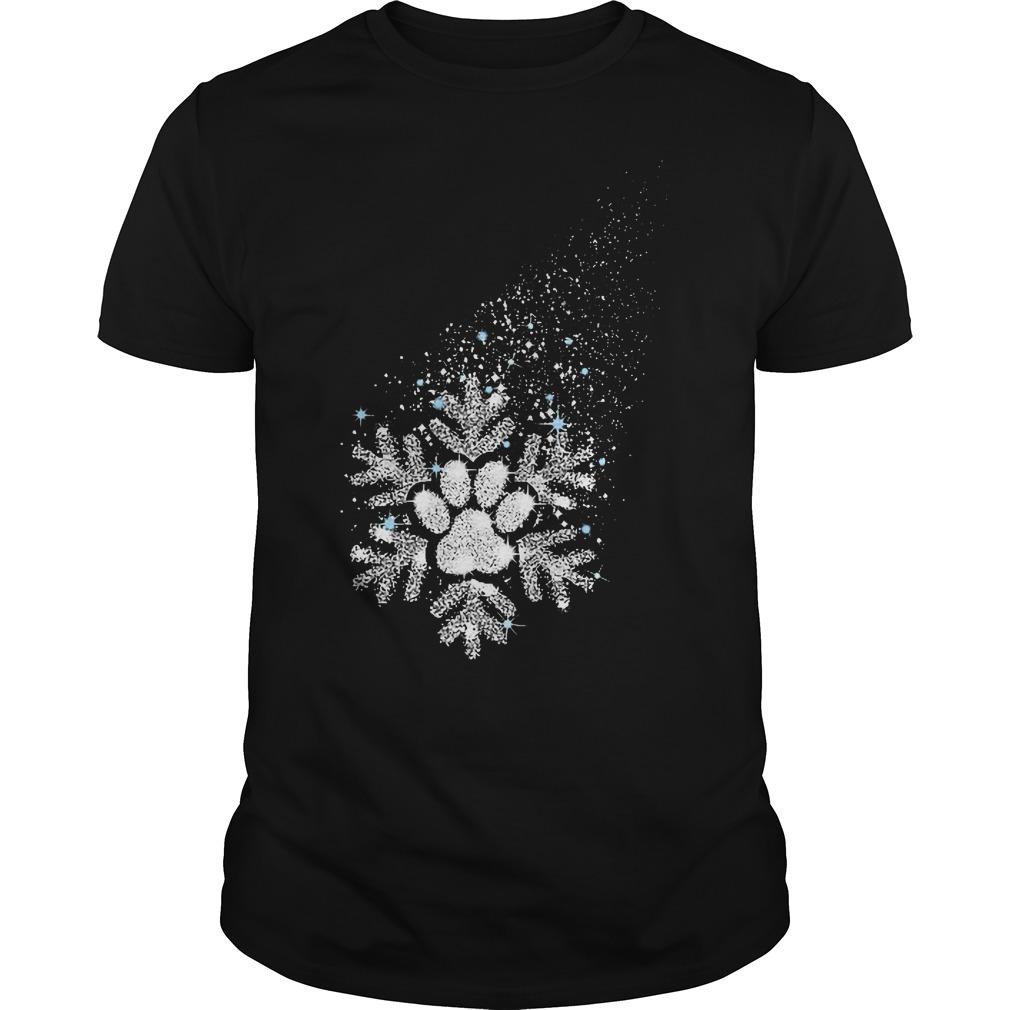 Dog Snowflake Shirt