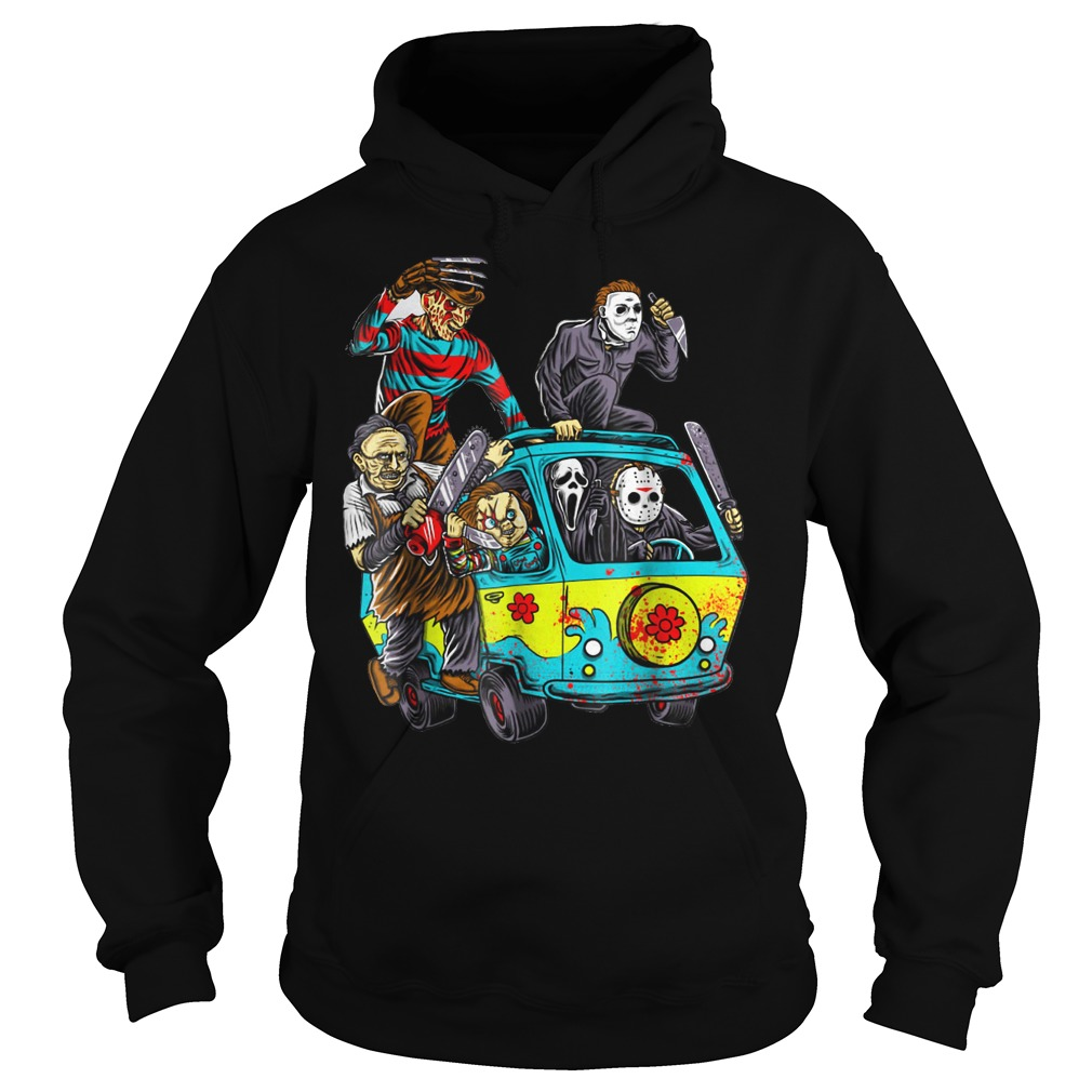 The Massacre machine halloween horror shirt Hoodie