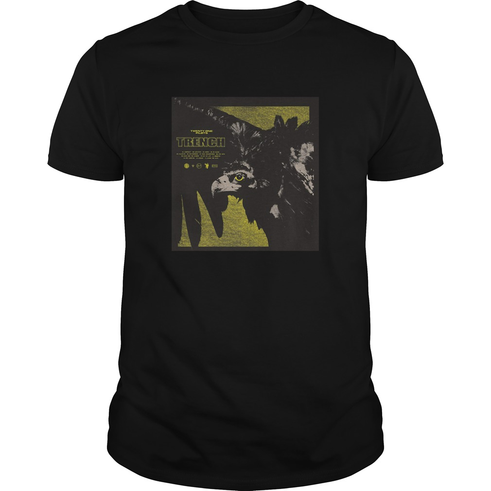 Twenty One Pilots Trench Cover Shirt