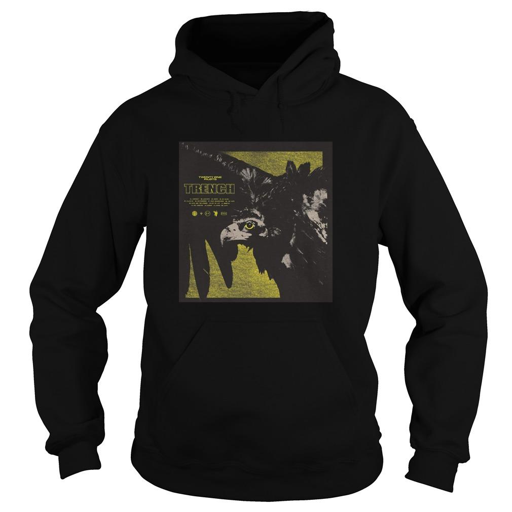 Twenty One Pilots Trench Cover Shirt Hoodie