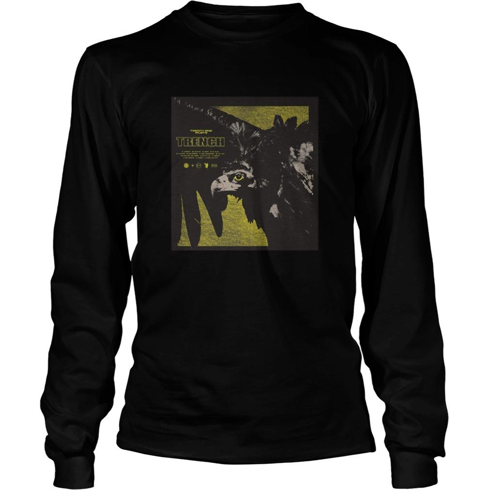 Twenty One Pilots Trench Cover Shirt Longsleeve Tee Unisex