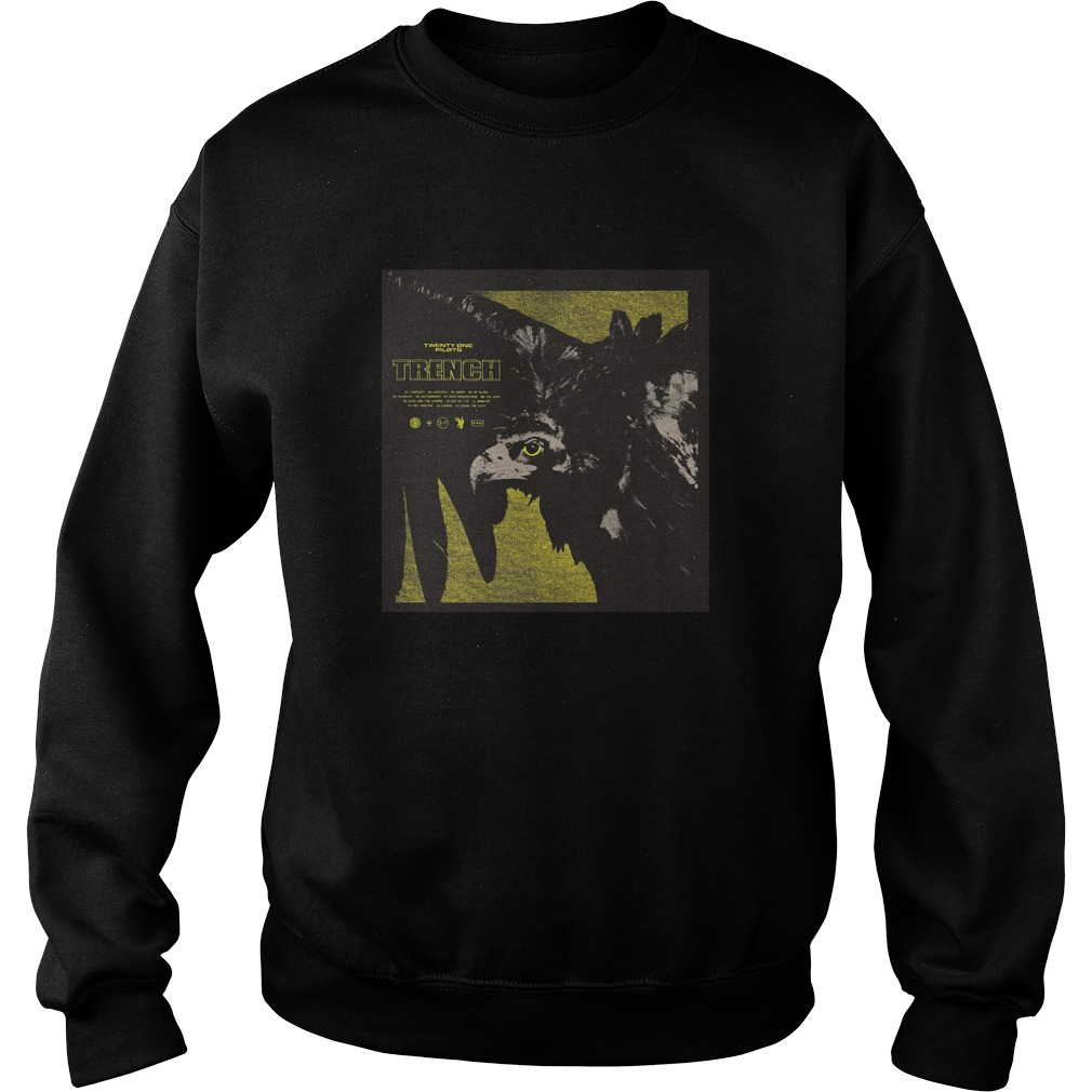 Twenty One Pilots Trench Cover Shirt Sweatshirt Unisex