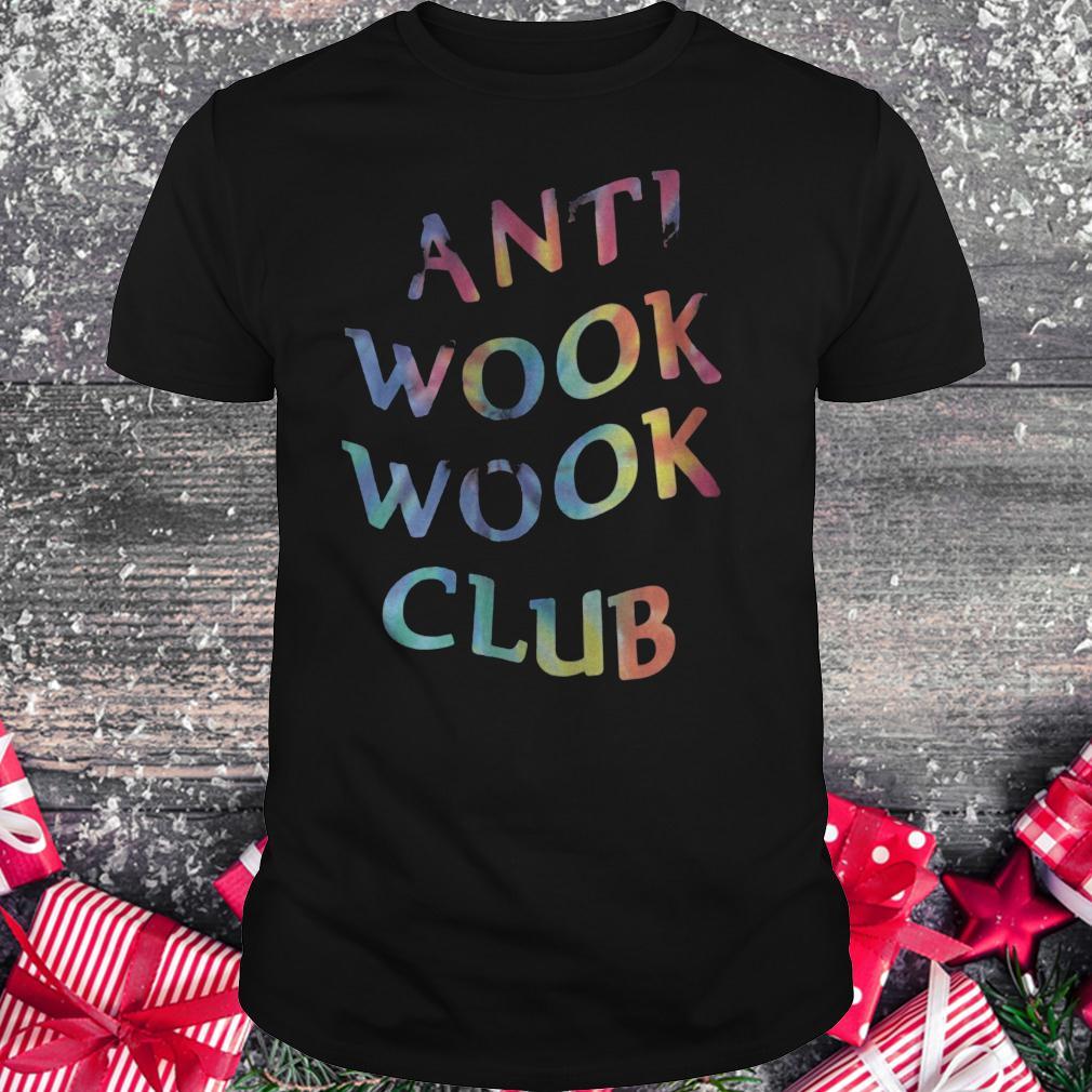 Anti Wook Wook Club shirt