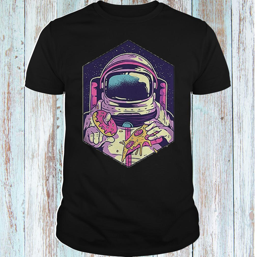 Astro foodie sublimation dryfit shirt