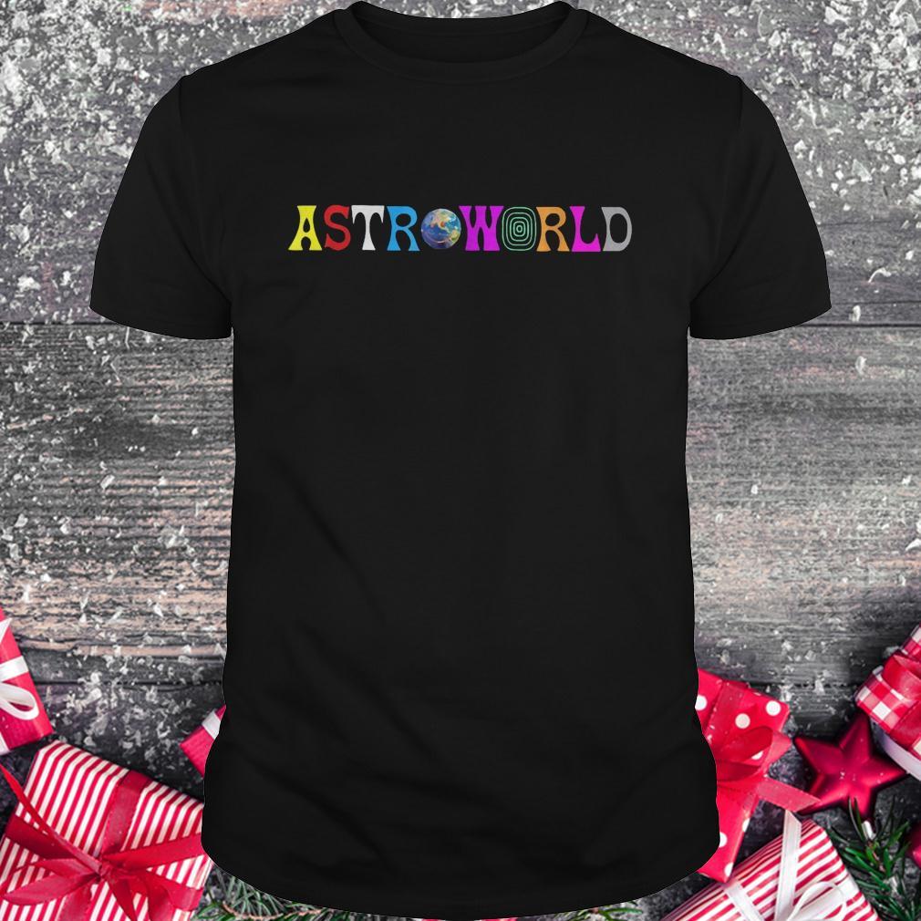 Astroworld shirt