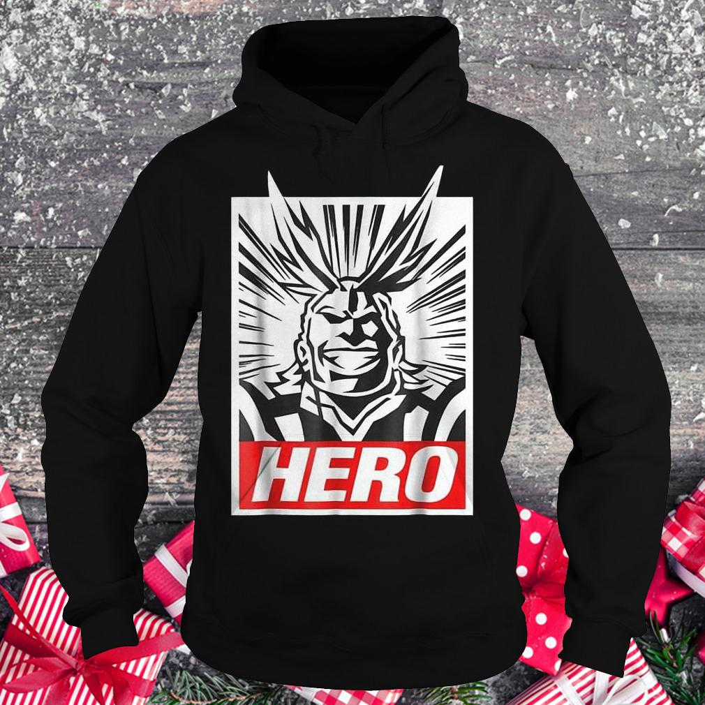 Boku no hero academia all might shirt Hoodie